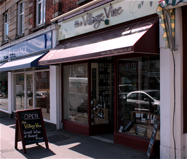 The Village Vine Shop