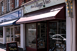 Contact The Village Vine Wine Merchant