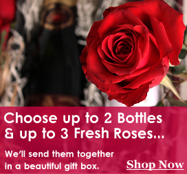 Send Champagne and Roses for Valentines Day!