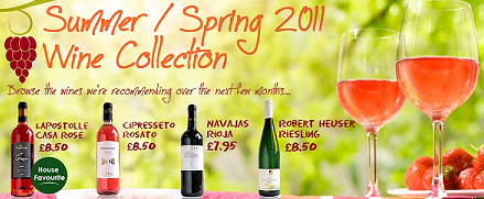 Spring Summer Wine Collection