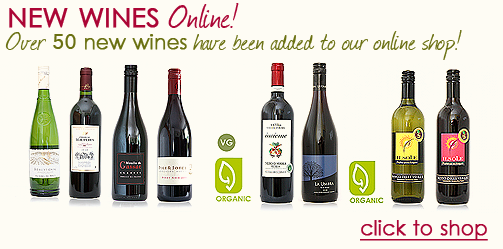 Buy New Wines Online