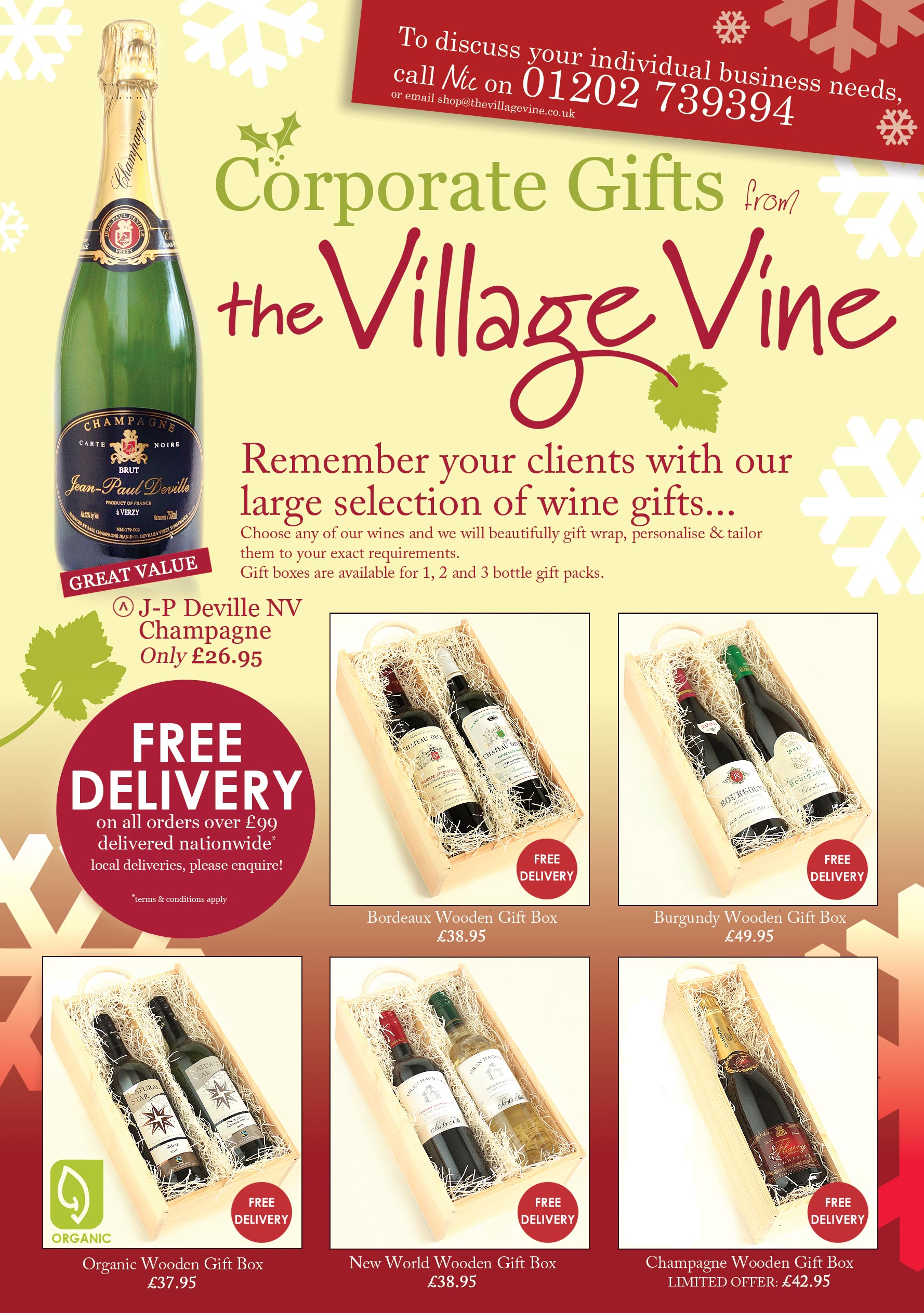 Corporate Wine Gifts online